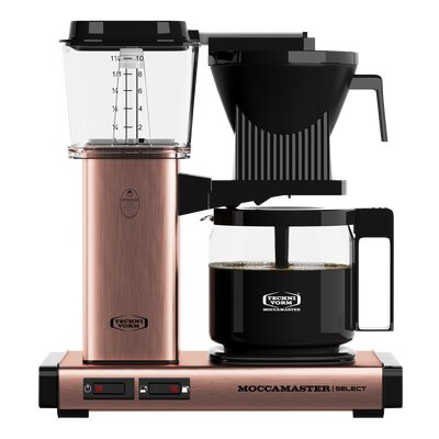 Moccamaster | KBG Select | Copper
